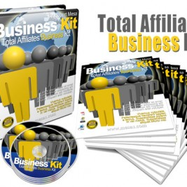 Affiliate Business Kit Ecover